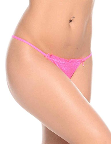 Women's One V-String Panty (XL)
