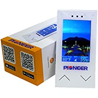 Pioneer Smart Controller for Air Conditioners & Heat Pumps, WiFi Capable Worldwide Access. IOS / Android App.