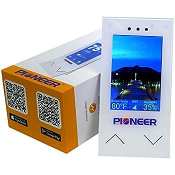 Amazon com: Kangnice Universal Wifi Smart Remote Control LCD