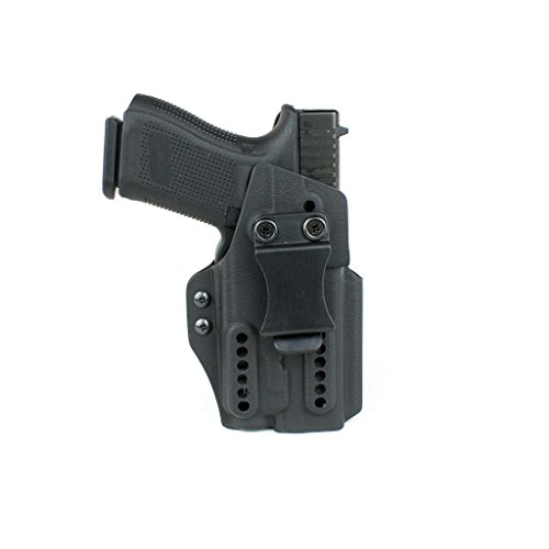 Priority 1 Holsters Inside The Waistband Kydex Holster for Glock 19/23 / 32 with Streamlight TLR-7 IWB TLR7 Stream Light