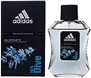 Adidas Adidas Ice Dive for Men 3.4 oz EDT Spray