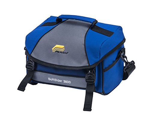 Series Weekender (Plano 446303 Weekender Series 3600 Size Softsider, Blue)