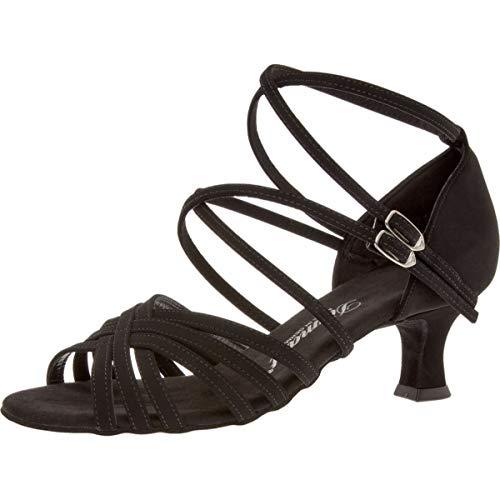 Cm 5 Latino 040 064 De Femmes Negro Nubuck 108 Chaussures Danse w17WqPH
