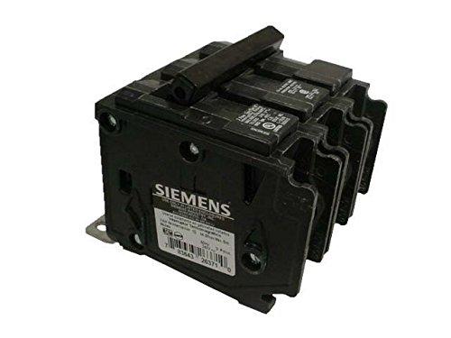 Siemens B360 60-Amp Three Pole 240-Volt 10KAIC Bolt in Breaker Siemens Bolt