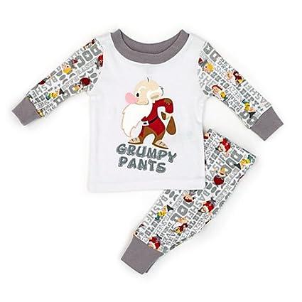 Bebé de Disney Baby diseño de enanito Gruñón de pijama para muñeco 6-9 más