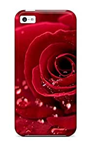 Hot Fashion PFUeSAy8532bwKJp Design Case For Ipod Touch 5 Cover Protective Case (rose Widescreen)