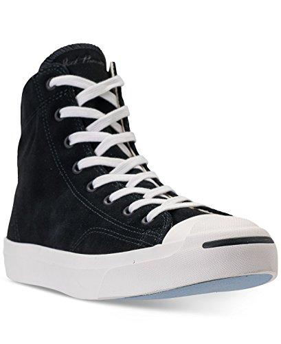 Converse Jp Jack Mid Mens Scarpe Da Skateboard 157710c Nero / Garzetta / Egretta