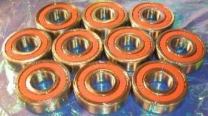 10x35x11 Sealed Vxb Ball Bearings (10 Bearing 6300-2RS 10x35x11 Sealed Ball Bearings)