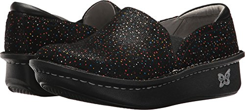 Alegria Womens Debra Slip-on Sprinkles