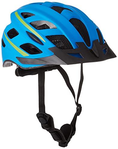 Fischer Fahrradhelm Casco de Bicicleta, Azul, Small/Medium
