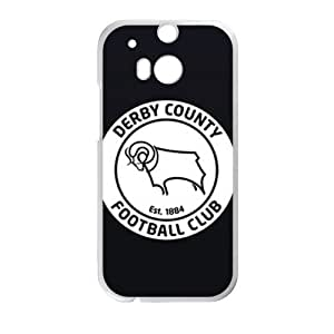 Derby county logo Phone Case for HTC One M8