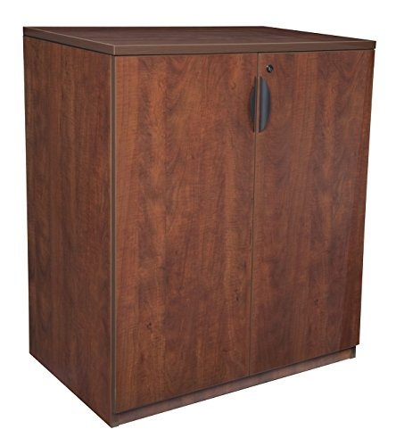 Up Storage Cabinet, Cherry (Regency Cherry Cabinet)