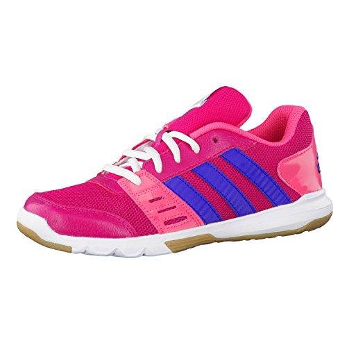 bold Kinder super f15 Turnschuhe adidas pink bold K Essential pink 38 2 blue Star v887qFd