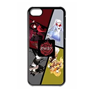 Custom Rwby Sexy Cartoon Girls Apple Iphone 6 plus (5.5) Hard Case Cover phone Cases Covers