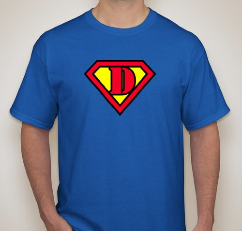 Superd T Shirt Size Youth Small
