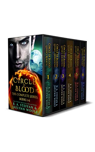 Pdf Romance Circle of Blood: The Complete Series, Books 1 - 6