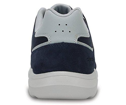 Pearl Lace Torino up crocs Navy Shoe Men White YOqSwxB