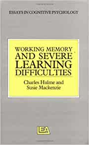 Amazon.com: Working Memory and Severe Learning
