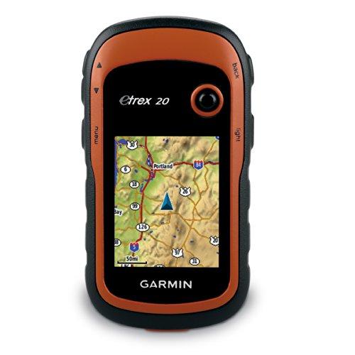 GRM0097010 - GARMIN 010-00970-10 eTrexreg; 20 GPS Receiver]()