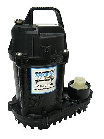 PUMP-016-4Z - 1/4 HP Pump for PORTACOOL - 0.25 Hp Water
