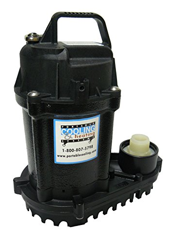 Dist System (PUMP-016-4Z - 1/4 HP Pump for PORTACOOL)
