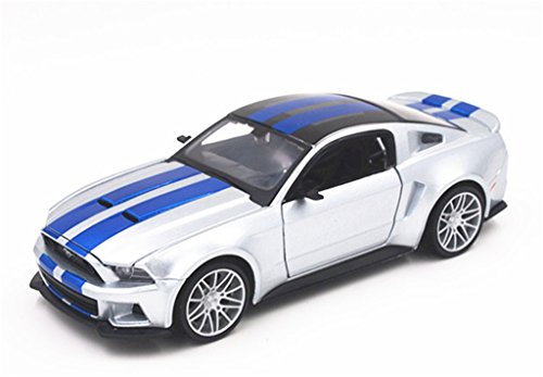 Maisto 1 24 Need For Speed 2014 Ford Mustang Diecast Model