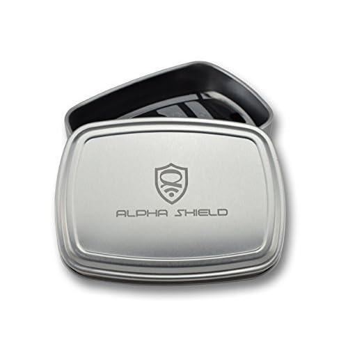 alpha shield gz keyless go protection bo te en aluminium. Black Bedroom Furniture Sets. Home Design Ideas