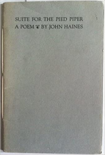 Suite for the Pied Piper, Haines, John and Haines, Jo