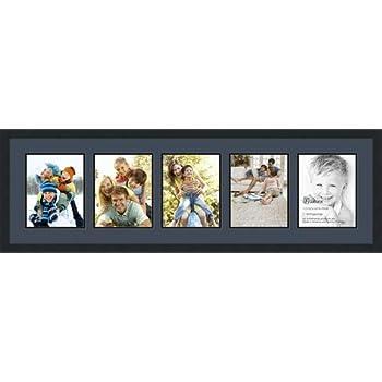 Amazoncom My Barnwood Frames Lightly Distressed Multi Opening
