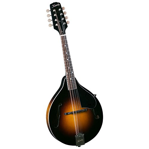 Kentucky KM-150 Standard A-model Mandolin - Sunburst by Kentucky