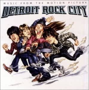 various artists soundtracks kiss detroit rock city
