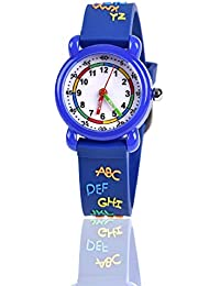 Gift for 3-10 Year Old Girls Kids, ATIMO Girl Watch Toy for 4-11 Year Old Girl Birthday Present for Girl Age 5-12