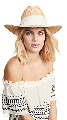 Hat Attack Women's Summit Hat, Natural/White, One Size