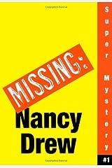 Where's Nancy?: 1 (Nancy Drew: Girl Detective Super Mystery) Paperback