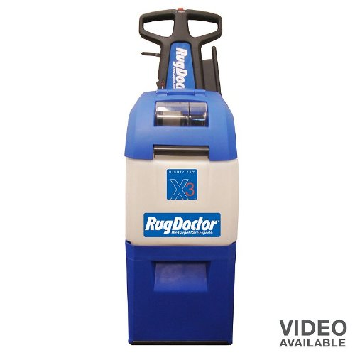 Rug Doctor X3 Value Pack Commercial Grade Carpet Cleaner by Rug Doctor