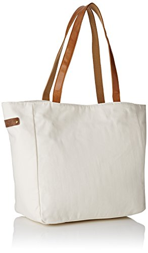 LPB Woman S17b1601 - Bolsa de Hombro Mujer beige (Sable)