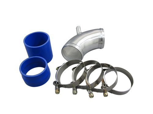 Air intake Throttle body pipe For BMW E30 Turbo 2.75 inch (Best E30 Turbo Kit)