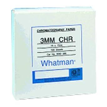 100m Length 15cm Width GE Whatman 3030-681 Grade 3MM Chr Cellulose Chromatography Paper Roll