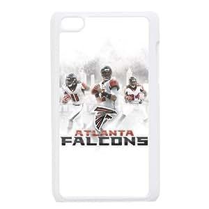 Atlanta Falcons iPod Touch 4 Case White 218y3-113401
