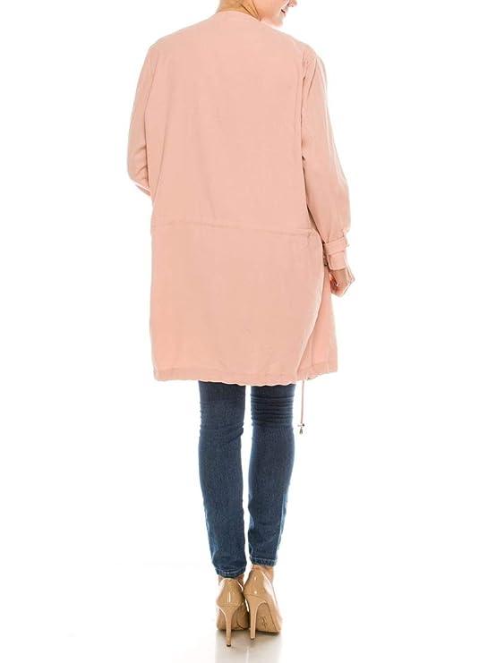 Amazon.com: RolyPoly - Chaqueta de lana para mujer con doble ...