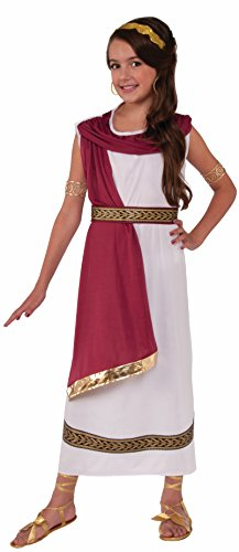 Costume Ancient Greek (Forum Novelties Child's Greek Goddess Costume)