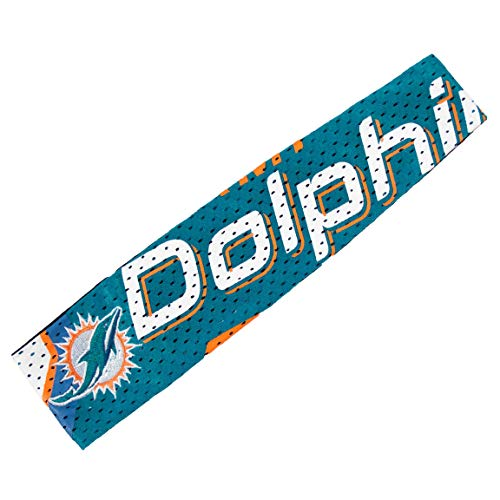 NFL Miami Dolphins Jersey Fanband