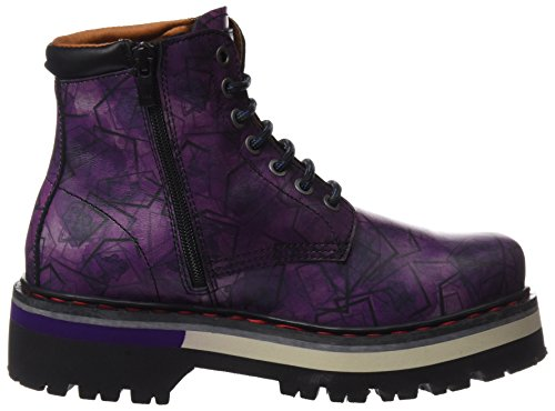 Femme Beach fantasy Cerise Bottes Violet North Art qpSAt6xnw