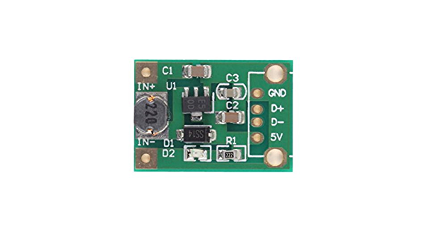 20Pcs Dc-Dc Converter Step Up Module 1-5V To 5V 500Ma Power Module bp