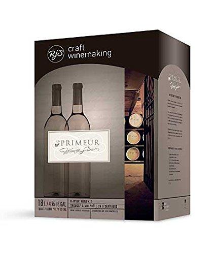RJ Spagnols Pinot Grigio En Primeur 6 Gallon Wine Kit