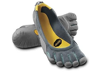 hot sale online 90f18 0a113 Amazon.com  Vibram Five Fingers Classic Stormy Sea Agate Silver - Women s  36-W1056  Everything Else