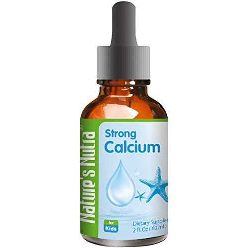 Product thumbnail for Nature's Nutra Child Calcium