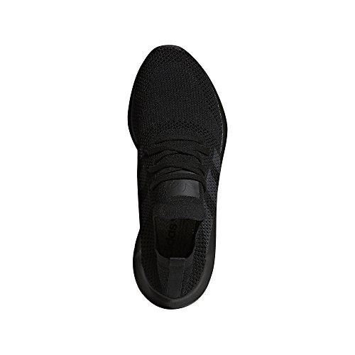 Adidas Swift Run Primeknit Mens I Svart / Grå