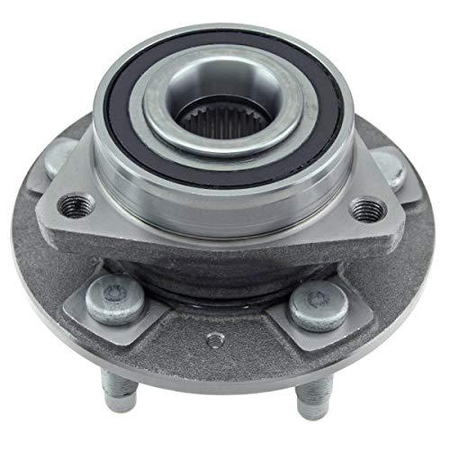 WJB WA512262 Rear Left Wheel Hub Bearing Assembly//Wheel Bearing Module Cross Reference Moog 512262 Timken BM500002 SKF BR930319