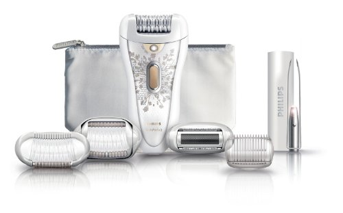 Philips Perfect Rechargeable Epilator Shipping